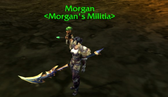 Know Your Lore The mystery of Morgan's Militia