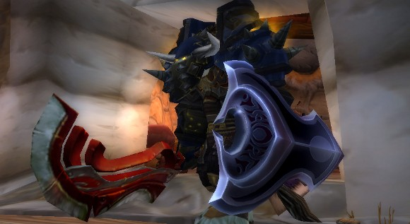 Ghostcrawler discusses warriors and rage in Mists of Pandaria