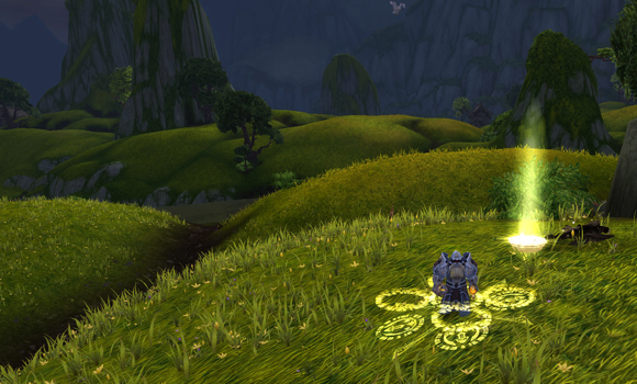 Spiritual Guidance Priest healing in the Mists of Pandaria beta