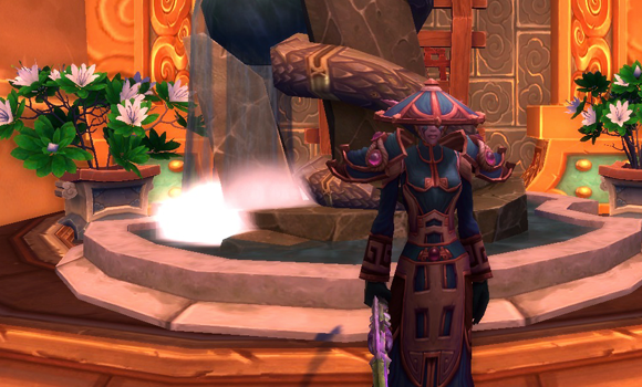 Spiritual Guidance Thoughts on playing a disciple priest in the Mists of Pandaria beta