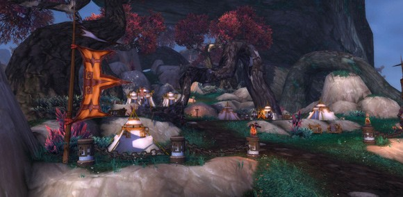 Mists of Pandaria Beta Reputation rewards for the ShadoPan MON