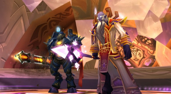 Know Your Lore The Exodar and the fate of the draenei