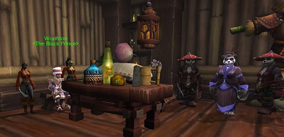 Mists of Pandaria beta Wrathion quest chain now live in beta