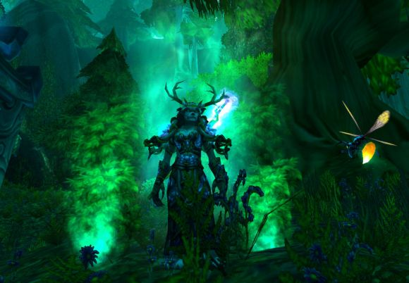Around Azeroth One with nature TUESDAY