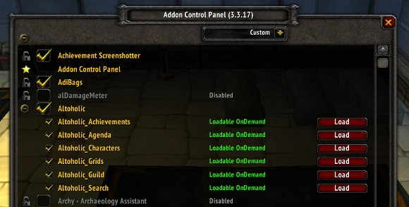Addon Spotlight Patch 504 survival guides