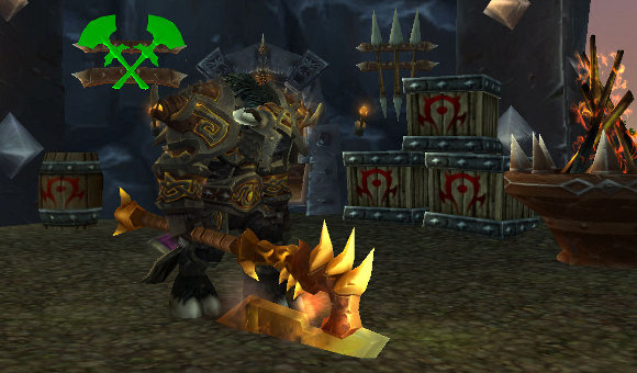 The Care and Feeding of Warriors Mists of Pandaria Arms 101