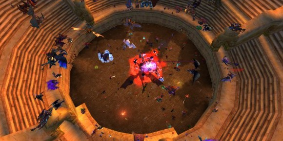 A Thriving Community The warm, fuzzy tale of the guild realm transfer that stuck