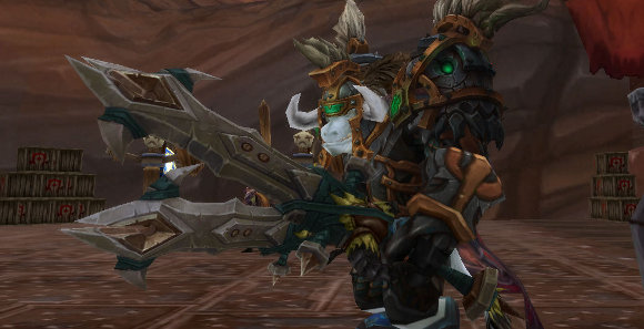 The Care and Feeding of Warriors Mists of Pandaria Fury 101