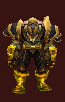Prepare for Pandaria Transmogrifying your way into Hellscream's Vanguard THUR