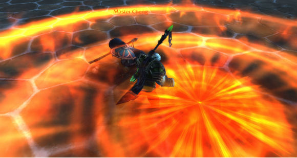 master cheng fight Peak of Serenity in Mists of Pandaria