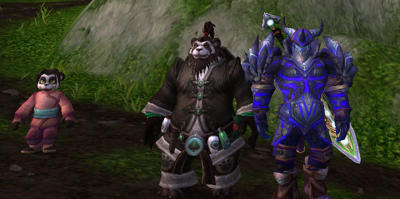 World of Warcraft Facebook takes TwelveDay Journey into Mists of Pandaria