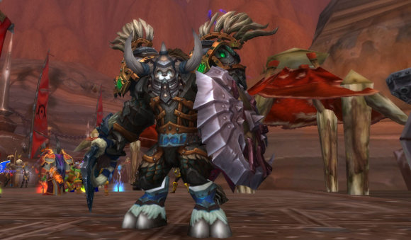 The Care and Feeding of Warriors Mists of Pandaria Warrior 101