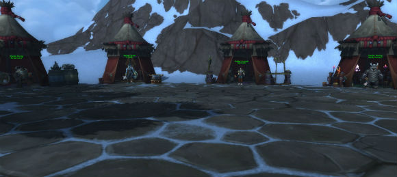 peak of serenity vendors Peak of Serenity in Mists of Pandaria