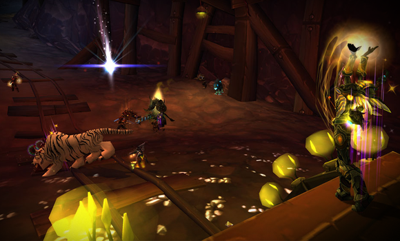 Official WoW site updated with battleground previews and Mists of Pandaria Bestiary