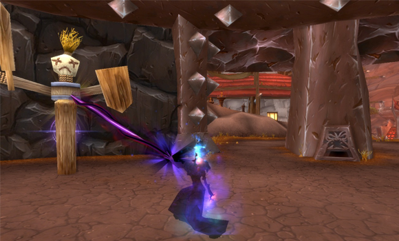 Mists of Pandaria Beta New training dummies make testing your raid DPS more accurate