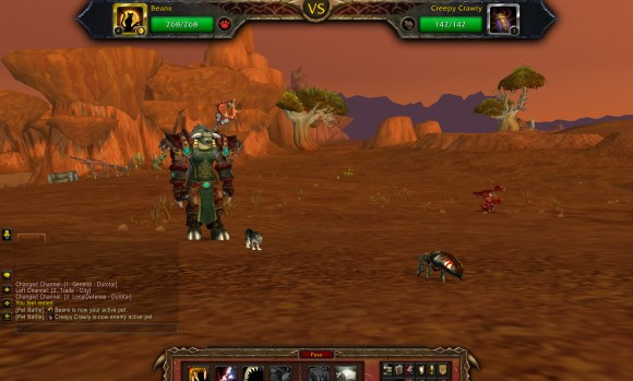 wi petbattledurotar Mists of Pandaria: Transferring Wealth Through Battle Pets