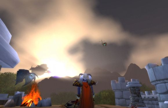 Around Azeroth Goodnight Cataclysm MONDAY