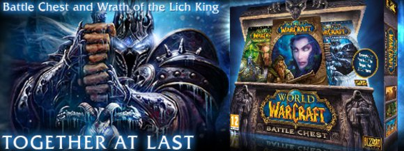 Digital Battle Chest now includes Wrath of the Lich King