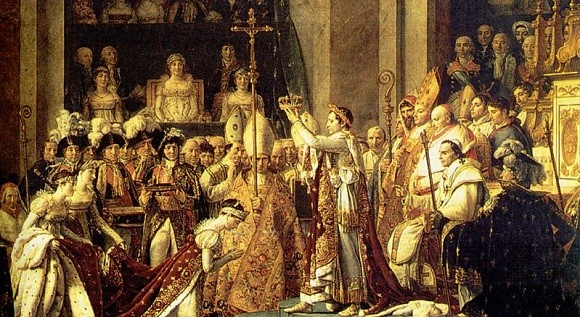 Napoleon's coronation