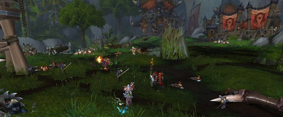 Lichborne Leveling tips for death knights in Pandaria