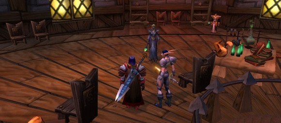 danielwtheramoretowerwithpainedandjaina Last Week in WoW: Theraless edition