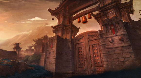 Dungeon Mastery Gate of the Setting Sun