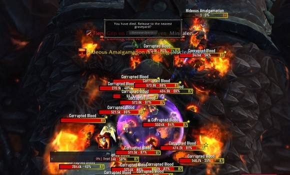 Blood Pact The importance of heroic Spine MON