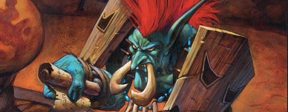 Next WoW novel set to focus on Vol'jin