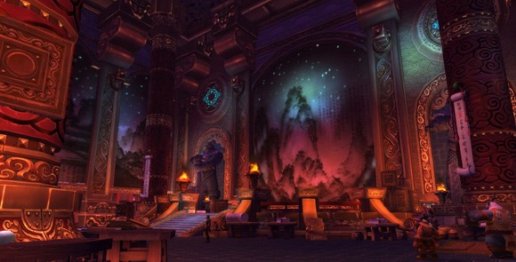 Roleplaying the effects of Theramore's loss SAT