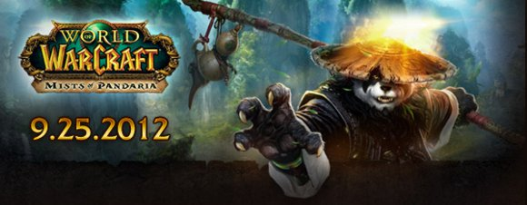Blizzard announced official Mists of Pandaria launch events