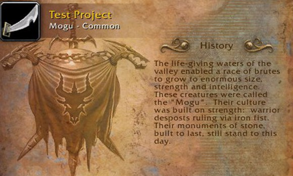 Know Your Lore Who are the Mogu