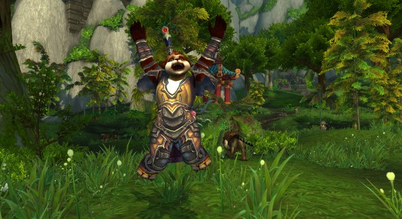 Mists of Pandaria live in Europe