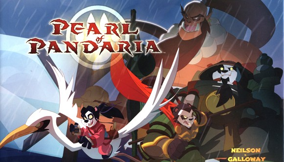 WoW Insider reviews Pearl of Pandaria by Micky Neilson