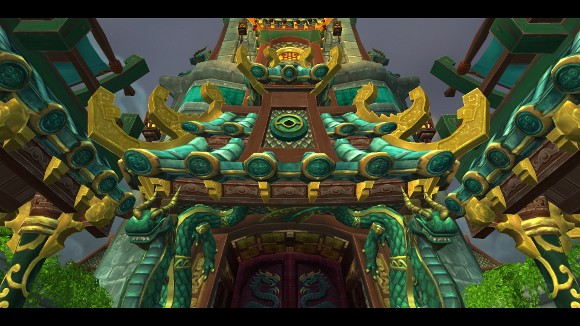 Tanking Temple of the Jade Serpent
