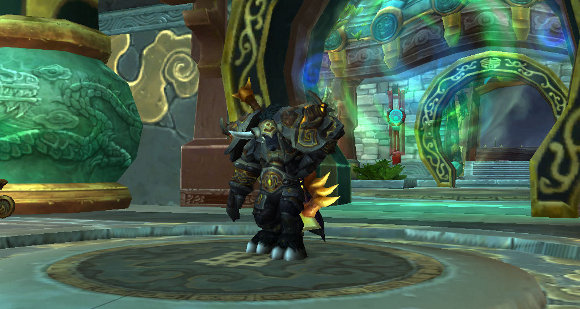 The Care and Feeding of Warriors Gearing up in Mists of Pandaria Part 1