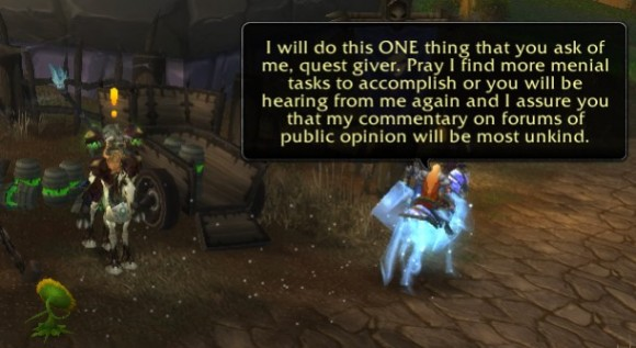 Does WoW need usergenerated content