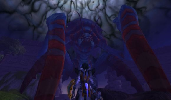 Around Azeroth I'll call the exterminators first thing in the morning MONDAY
