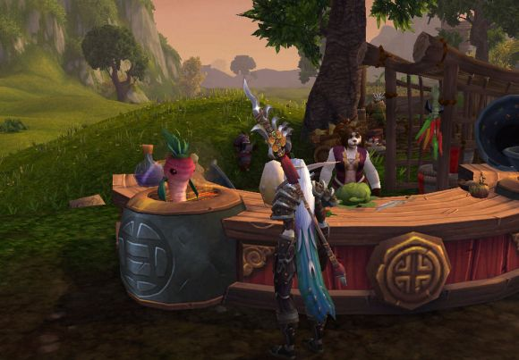 Around Azeroth Disapproving turnip darkly dreaming WEDNESDAY