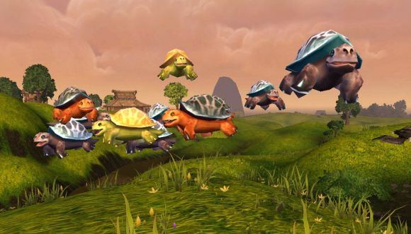 Around Azeroth Airborne! TUESDAY