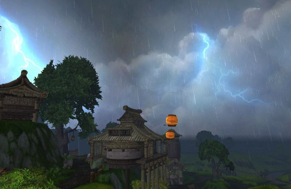 Around Azeroth Lightning striking again THURSDAY