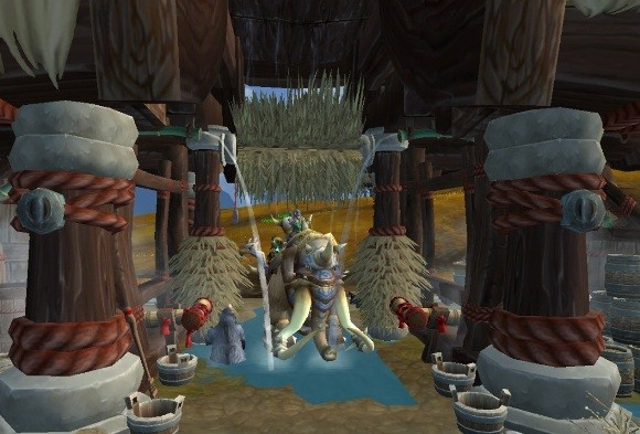 Around Azeroth We washed the mammoth for you TUESDAY
