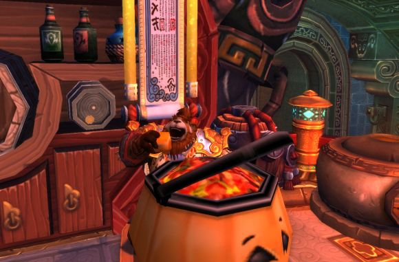 Around Azeroth Candy everybody wants TUESDAY