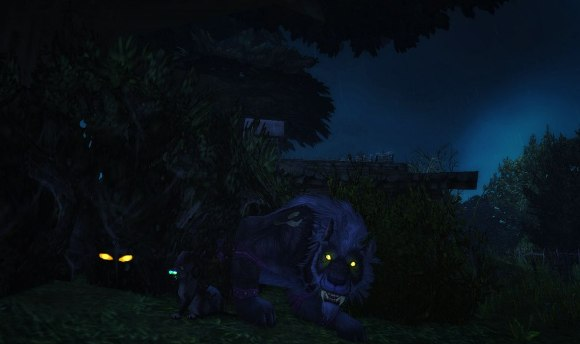 Around Azeroth Things that go bump in the night THURSDAY