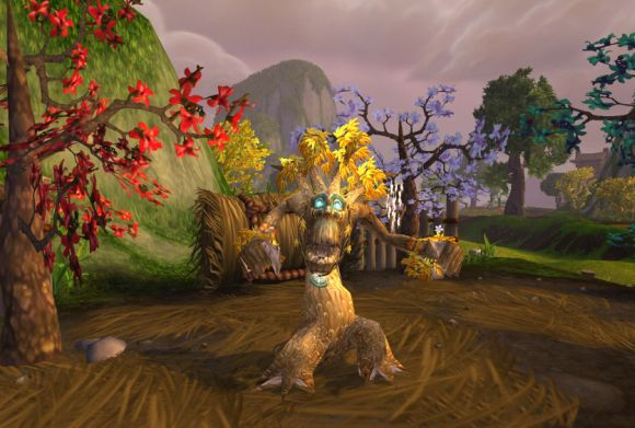 Around Azeroth I speak for the trees TUESDAY