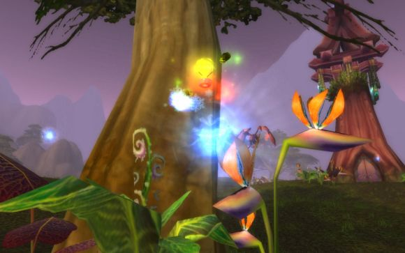 Around Azeroth How many wisps does it take to change a lightbulb SUNDAY