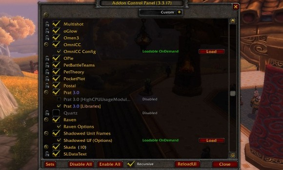 Blood Pact Useful addons for raiding warlocks MON