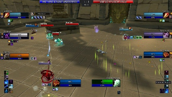 Addon Spotlight Arena Live makes spectator mode easy