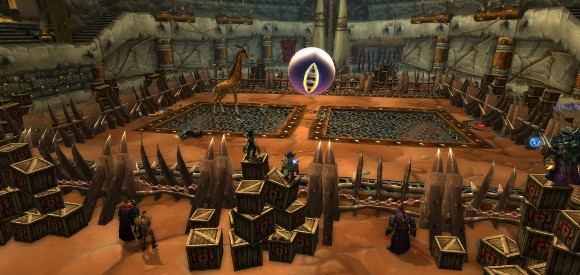 Brawler's Guild There must be another way