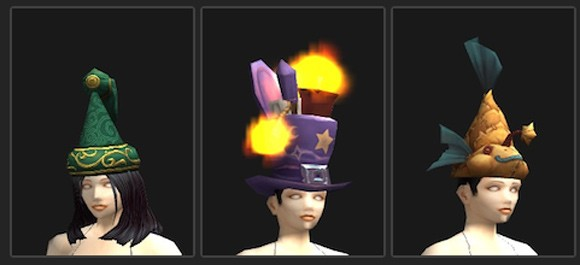 Darkmoon hats, new pet models and more