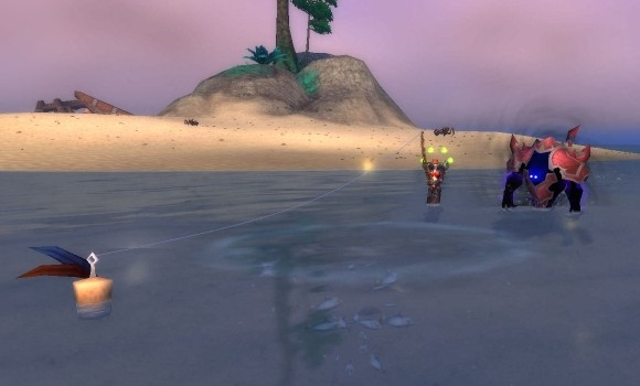 Patch 51 The Stranglethorn Fishing Extravaganza returns